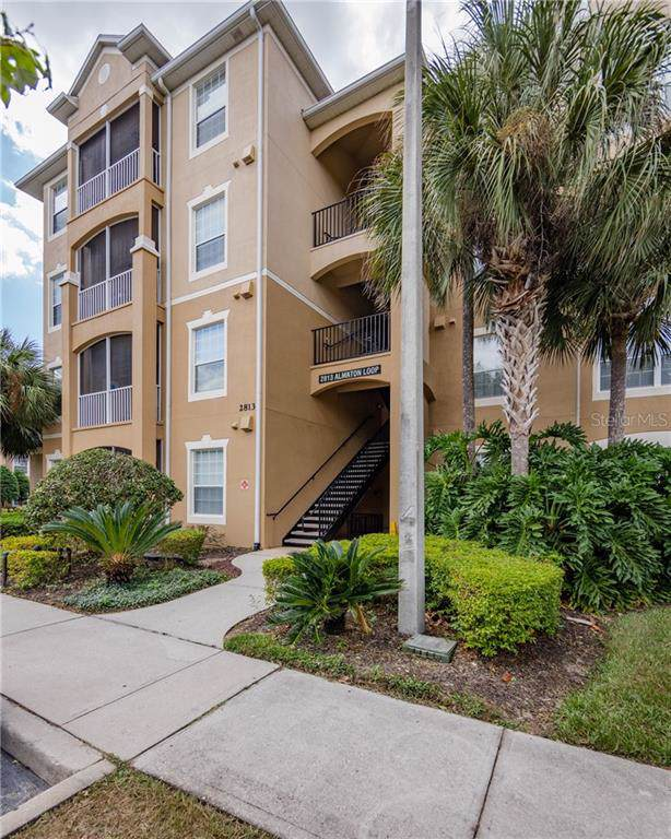2813 Almaton Loop #302, Kissimmee, FL 34747 (MLS #O5816635) :: The Light Team