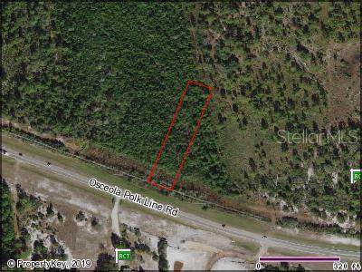 Osceola Polk Line Road, Davenport, FL 33896 (MLS #O5816875) :: Alpha Equity Team