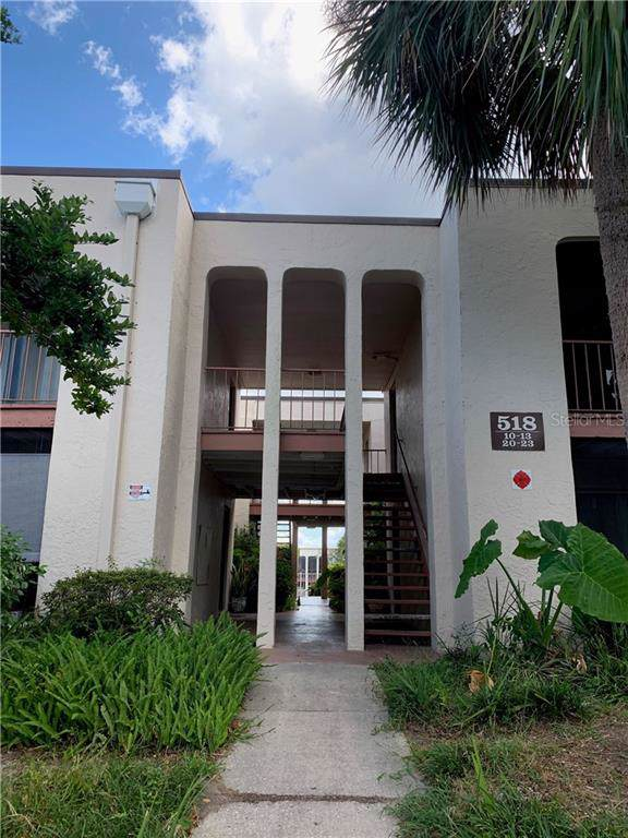 518 Orange Drive #23, Altamonte Springs, FL 32701 (MLS #O5817438) :: Mark and Joni Coulter | Better Homes and Gardens