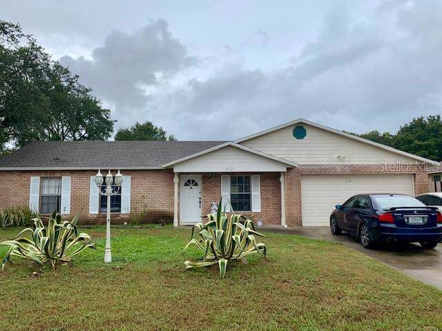 432 Jeffers Street, Deltona, FL 32725 (MLS #O5817628) :: Team Bohannon Keller Williams, Tampa Properties