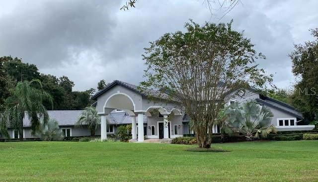 340 Saddleworth Place, Lake Mary, FL 32746 (MLS #O5818016) :: Godwin Realty Group