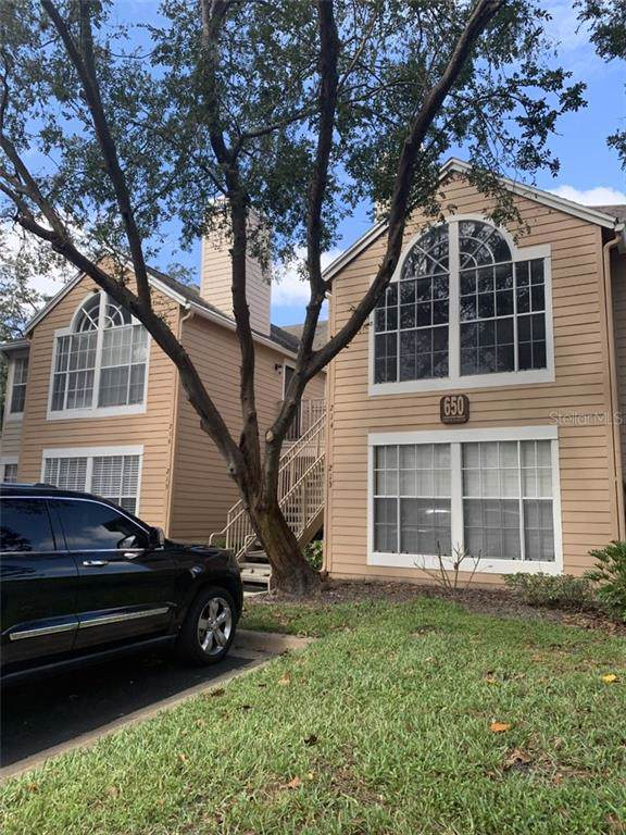 650 Youngstown Parkway #214, Altamonte Springs, FL 32714 (MLS #O5818531) :: Ideal Florida Real Estate
