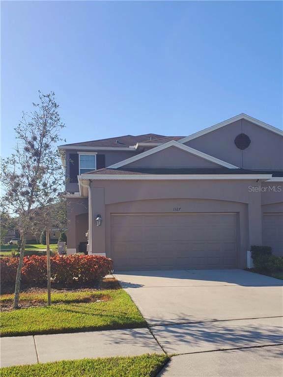 1327 Scarlet Oak Loop, Winter Garden, FL 34787 (MLS #O5818900) :: Cartwright Realty