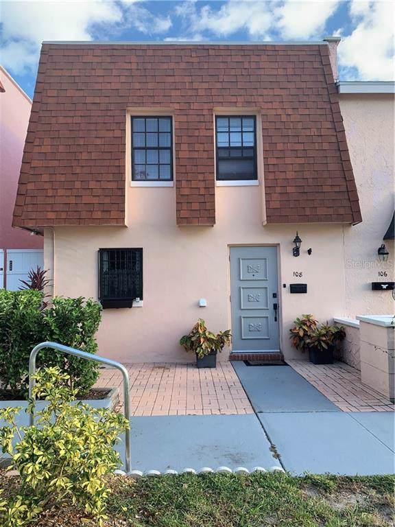 108 Mitchell Place #108, Daytona Beach, FL 32118 (MLS #O5819255) :: 54 Realty