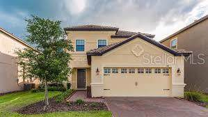 1485 Rolling Fairway Drive, Davenport, FL 33896 (MLS #O5819332) :: GO Realty