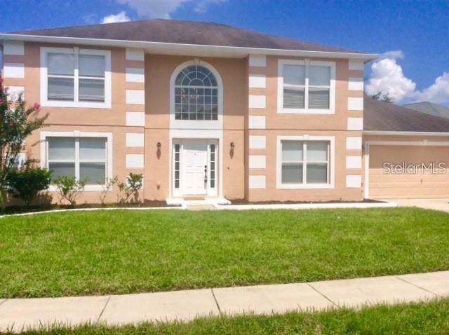 2057 Corner Glen Drive, Orlando, FL 32820 (MLS #O5820866) :: Team Bohannon Keller Williams, Tampa Properties