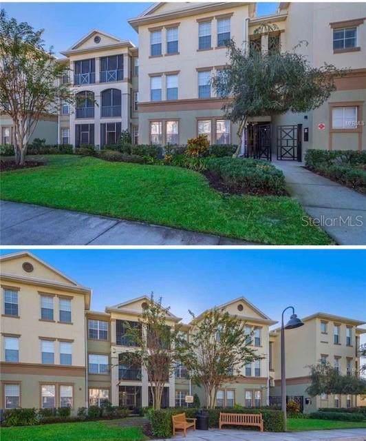 8256 Maritime Flag Street #307, Windermere, FL 34786 (MLS #O5823993) :: Bustamante Real Estate