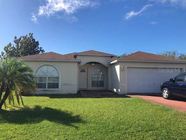 152 Barrington Drive, Kissimmee, FL 34758 (MLS #O5824011) :: Premium Properties Real Estate Services