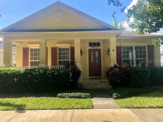 9624 Sweetleaf Street, Orlando, FL 32827 (MLS #O5824576) :: Premium Properties Real Estate Services