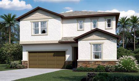 2511 Wadeview Loop, Saint Cloud, FL 34769 (MLS #O5825372) :: Keller Williams Realty Peace River Partners