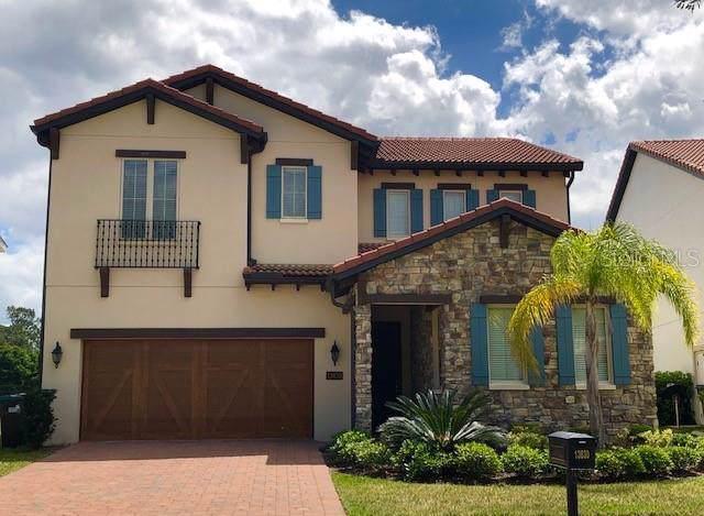 13830 Budworth Circle, Orlando, FL 32832 (MLS #O5825586) :: The Light Team