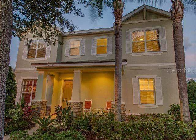 7530 Gathering Dr, Reunion, FL 34747 (MLS #O5825620) :: Mark and Joni Coulter | Better Homes and Gardens