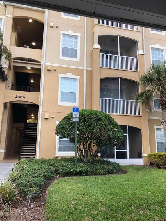 2484 San Tecla Street #307, Orlando, FL 32835 (MLS #O5827095) :: Lovitch Realty Group, LLC