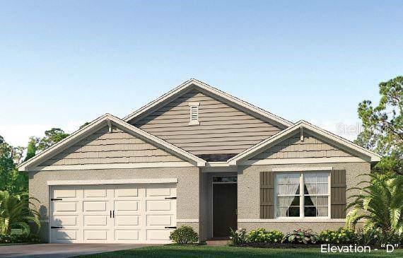 5983 Churchill Square Way, Groveland, FL 34736 (MLS #O5828395) :: Team Bohannon Keller Williams, Tampa Properties