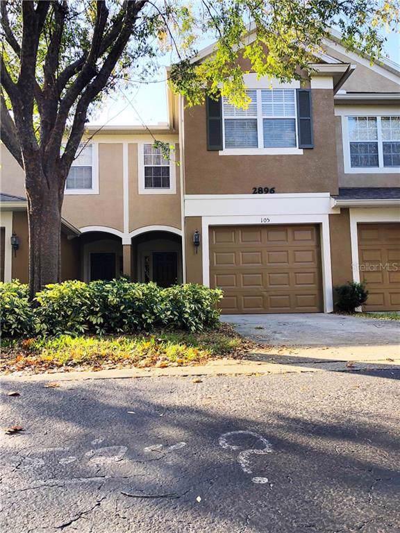 2896 Polvadero Lane #105, Orlando, FL 32835 (MLS #O5828755) :: Florida Real Estate Sellers at Keller Williams Realty