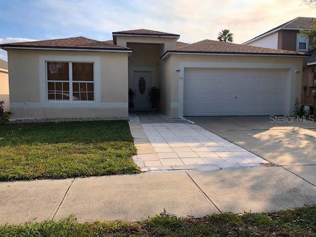 157 Pine Isle Drive, Sanford, FL 32773 (MLS #O5828964) :: Lock & Key Realty