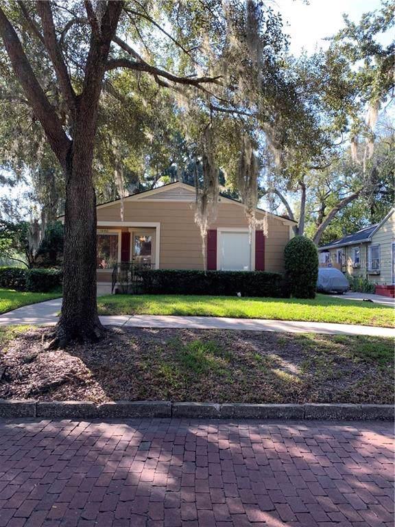 1646 Hillcrest Street, Orlando, FL 32803 (MLS #O5829334) :: Team Bohannon Keller Williams, Tampa Properties