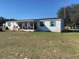 9941 Sandy Pines Road, Clermont, FL 34711 (MLS #O5829507) :: Premium Properties Real Estate Services
