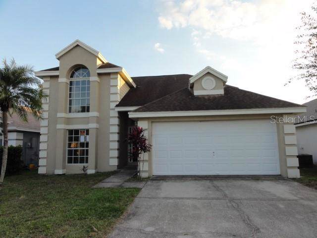 2032 Crosshair Circle, Orlando, FL 32837 (MLS #O5830049) :: Team Bohannon Keller Williams, Tampa Properties