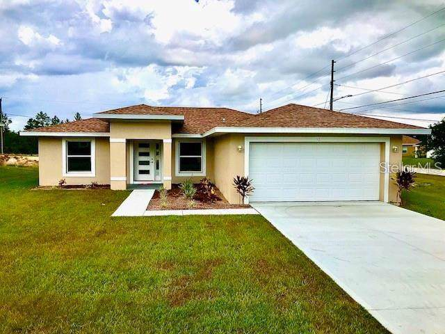 301 Fern Court, Poinciana, FL 34759 (MLS #O5830218) :: RE/MAX Realtec Group