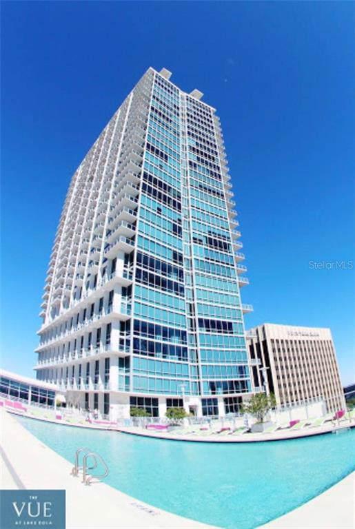 150 E Robinson Street 7S-6, Orlando, FL 32801 (MLS #O5830332) :: Team Bohannon Keller Williams, Tampa Properties