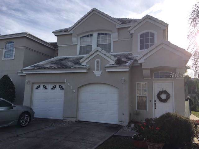 6919 Della Drive #1, Orlando, FL 32819 (MLS #O5830655) :: GO Realty