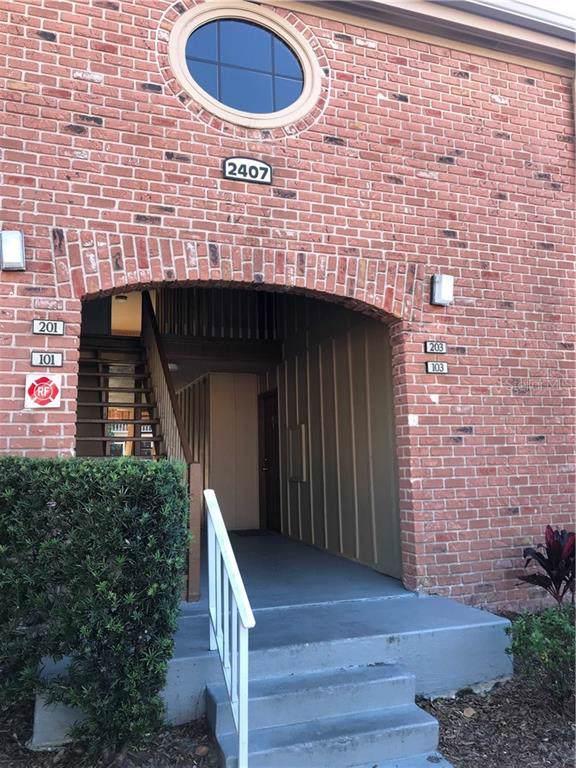 2407 Branch Way #203, Maitland, FL 32751 (MLS #O5830683) :: Team Bohannon Keller Williams, Tampa Properties