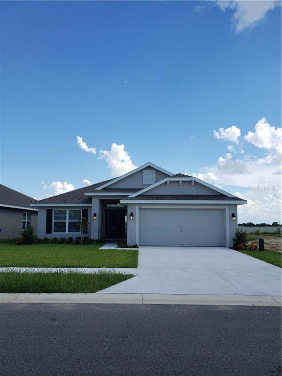 376 Citrus Pointe Drive, Davenport, FL 33837 (MLS #O5831584) :: The Duncan Duo Team