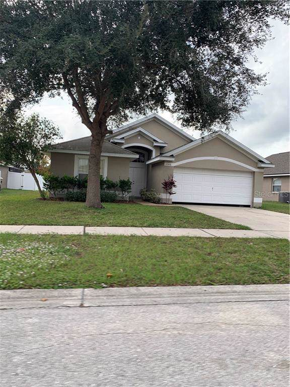 4009 Sunny Day Way, Kissimmee, FL 34744 (MLS #O5833838) :: GO Realty