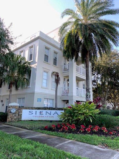 1020 Siena Park Boulevard W #201, Celebration, FL 34747 (MLS #O5834564) :: 54 Realty