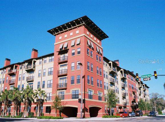 911 N Orange Avenue #116, Orlando, FL 32801 (MLS #O5834686) :: The Figueroa Team