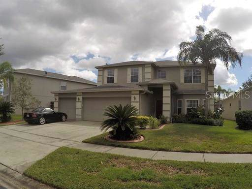 2151 Stone Cross Circle #1, Orlando, FL 32828 (MLS #O5835128) :: GO Realty