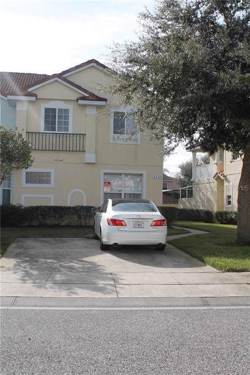 1210 S Beach Circle, Kissimmee, FL 34746 (MLS #O5836310) :: Zarghami Group
