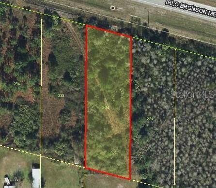 E Irlo Bronson Mem Highway, Saint Cloud, FL 34771 (MLS #O5837534) :: Team Bohannon Keller Williams, Tampa Properties