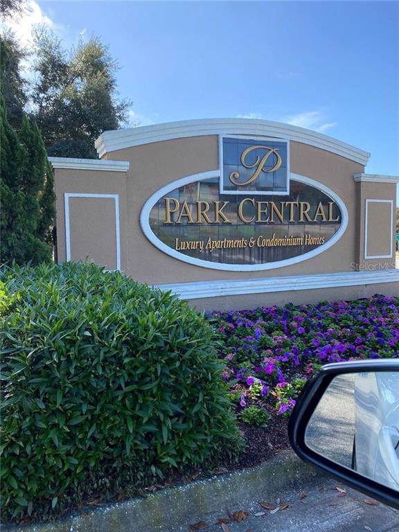 5148 Park Central Drive #131, Orlando, FL 32839 (MLS #O5837552) :: Mark and Joni Coulter | Better Homes and Gardens