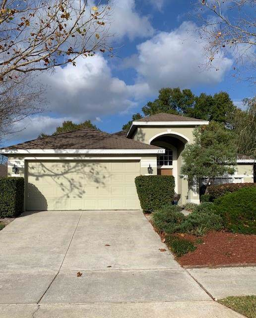 258 Hanging Moss Circle, Lake Mary, FL 32746 (MLS #O5838179) :: GO Realty