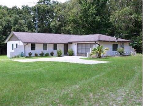 3130 Marion County Road, Weirsdale, FL 32195 (MLS #O5838409) :: Armel Real Estate