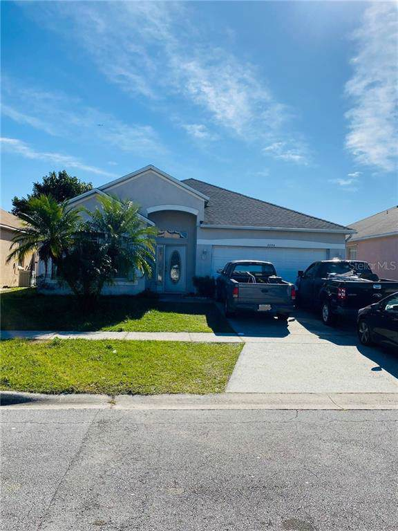 2256 Mallard Creek Circle, Kissimmee, FL 34743 (MLS #O5838658) :: Cartwright Realty