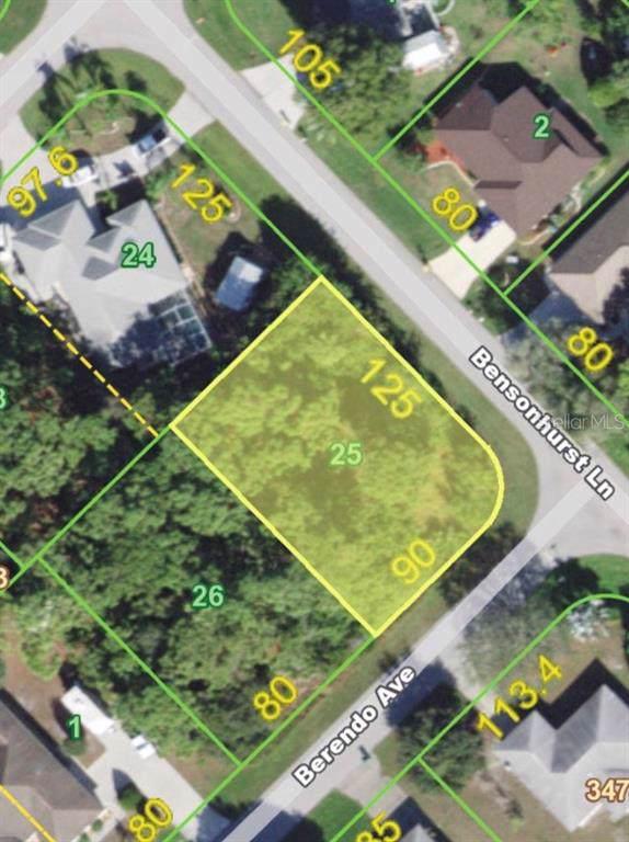 9156 Berendo Avenue, Englewood, FL 34224 (MLS #O5839351) :: Cartwright Realty