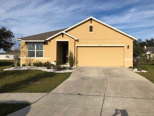 194 Tracy Court E, Haines City, FL 33844 (MLS #O5839484) :: Team Pepka