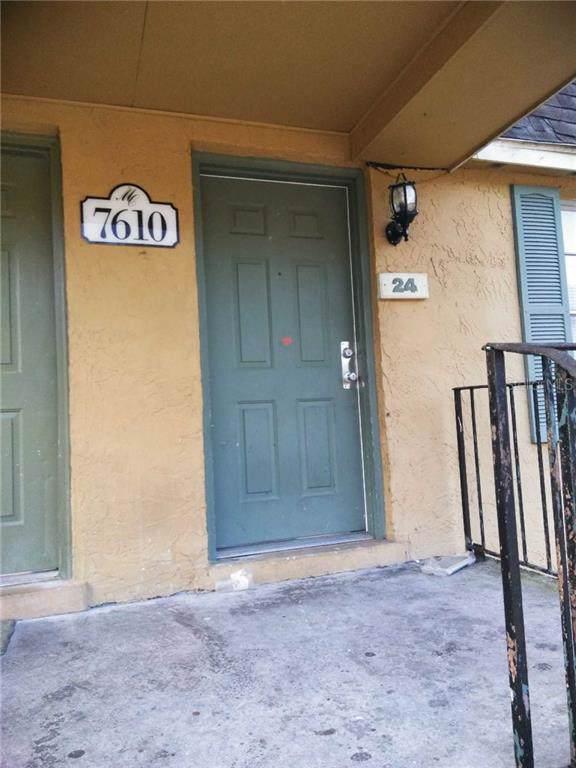 7610 Forest City Road #24, Orlando, FL 32810 (MLS #O5839677) :: Zarghami Group