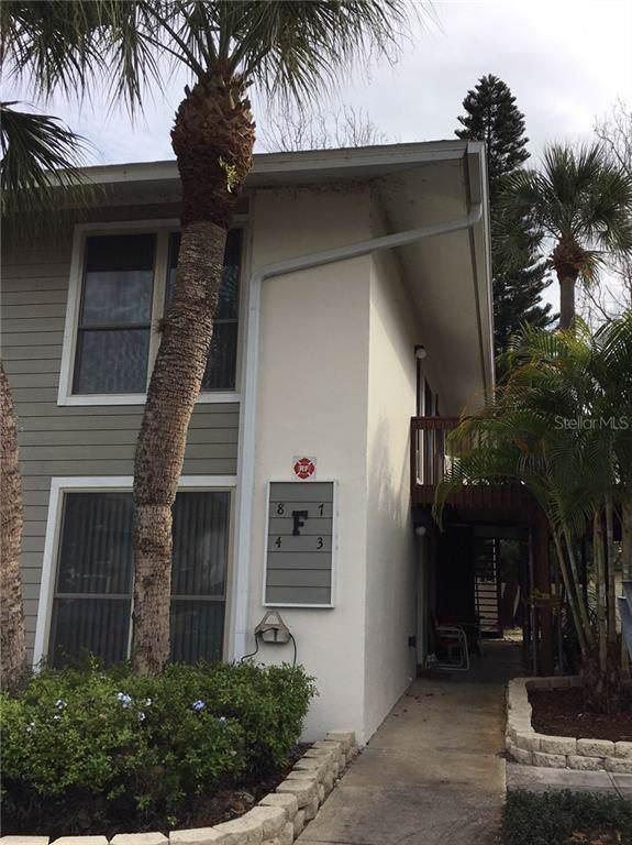 1935 Conway Road F8, Orlando, FL 32812 (MLS #O5839754) :: Florida Real Estate Sellers at Keller Williams Realty