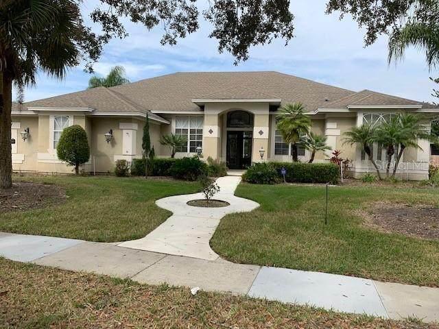 3767 Hunters Isle Drive, Orlando, FL 32837 (MLS #O5843056) :: Team Bohannon Keller Williams, Tampa Properties