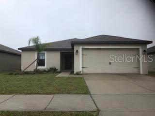 823 Laurel View Way, Groveland, FL 34736 (MLS #O5843206) :: 54 Realty