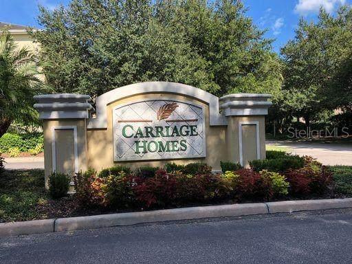 10144 Arbor Run Drive #127, Tampa, FL 33647 (MLS #O5843684) :: Team Bohannon Keller Williams, Tampa Properties