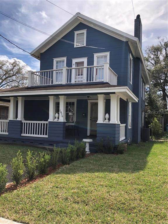 1816 Woodward Street, Orlando, FL 32803 (MLS #O5843729) :: Rabell Realty Group