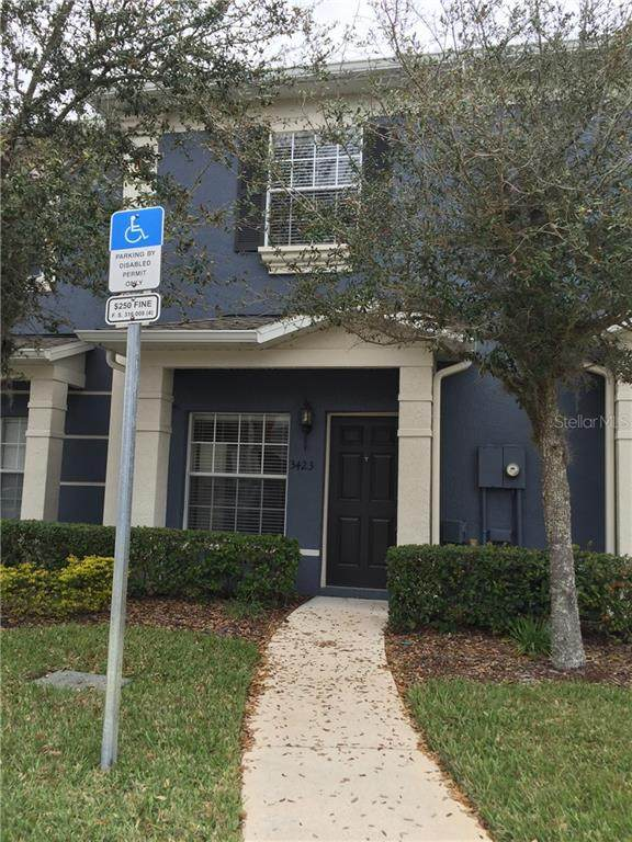 3423 Wilshire Way Road #27, Orlando, FL 32829 (MLS #O5843765) :: 54 Realty