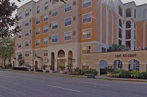 206 E South Street #4034, Orlando, FL 32801 (MLS #O5843827) :: Griffin Group