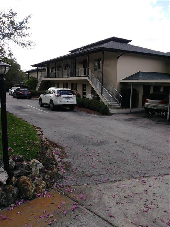 210 Magnolia Road #208, Maitland, FL 32751 (MLS #O5844089) :: Baird Realty Group