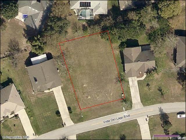 13719 Vista Del Lago Boulevard, Clermont, FL 34711 (MLS #O5844430) :: Lovitch Group, LLC